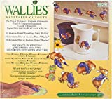 Wallies Tumbling Peter Rabbit Wallies Wallpaper Cutouts