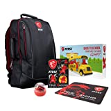 MSI GE Series Dragon Fever Bundle (957-1XXXXE-043) (Color: red)