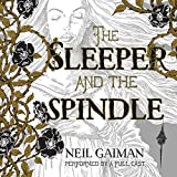 img - for The Sleeper and the Spindle CD book / textbook / text book