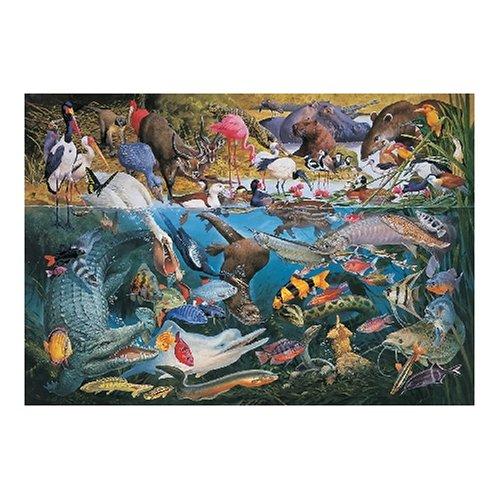 Jumbo-Tropical-Waters-1000-Piece-Jigsaw-Puzzle