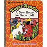 A New Home for Snowball (A Little Golden Book, Eager reader)