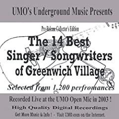 The 14 Best Singer / Songwriters of Greenwich Village - Vol I (2003)