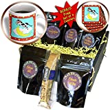 Farm Animals - Cow Jumped Over The Moon - Coffee Gift Baskets - Coffee Gift Basket (cgb_1287_1)