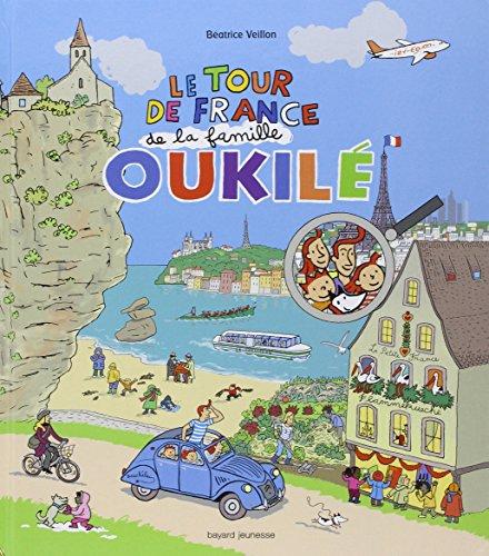Le tour de France de la famille Oukilé