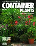 img - for Container Plants book / textbook / text book