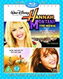 Hannah Montana the Movie Combi Pack (Blu-ray + DVD) [Region Free]