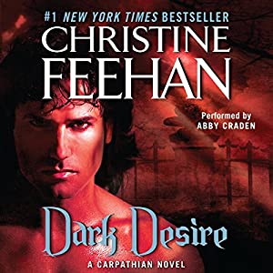 Dark Desire Audiobook