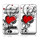 iPod Touch 2nd / 3rd Gen - My Heart - High quality precision engineered removable adhesive vinyl skin for iPod Touch released in 2008 & 2009 (2nd and 3rd Generations)by DecalGirl