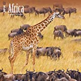 Africa 18-Month 2014 Calendar (Multilingual Edition)