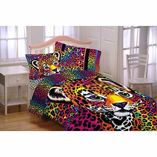 Lisa Frank ML5948 Wildside Comforter, Twin/Full