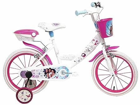 Vélo Enfant Violetta 16 pouces