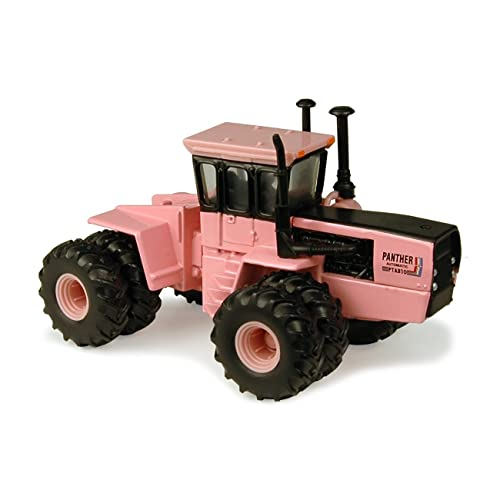 Ertl Steiger Pink Panther Series III Tractor 1:64 Scale