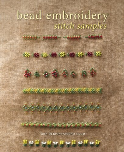 Why should you buy Bead Embroidery Stitch Samples
