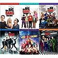 Big Bang Theory Seasons 1-6