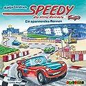 Ein spannendes Rennen (Speedy, das kleine Rennauto) Hörbuch von Nadja Fendrich Gesprochen von: Erkki Hopf