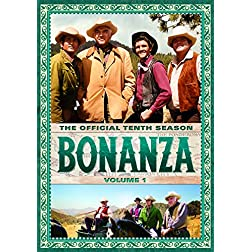 Bonanza: The Official Tenth Season, Volume One