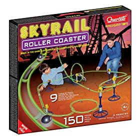 Skyrail Roller Coaster 150pc