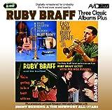 echange, troc Ruby Braff - Ruby Braff : Three Classic Albums Plus