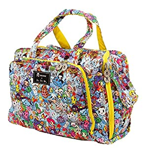 Ju-Ju-Be Be Prepared Diaper Bag - Tokidoki Sea Amo - Multi from Ju-Ju-Be