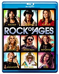 Rock of Ages (Movie Only+UltraViolet Digital Copy) [Blu-ray]