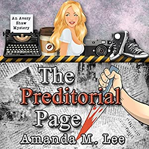 The Preditorial Page: Avery Shaw Mystery Book 5 Audiobook
