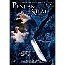 Pencak Silat: The Indonesian Art of Fighting - Defense Against Blades - More Than 80 Self Defense Techniques