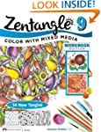 Zentangle 9: Adding Beautiful Colors...