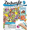 Zentangle� 9 Workbook Edition (Design Originals)