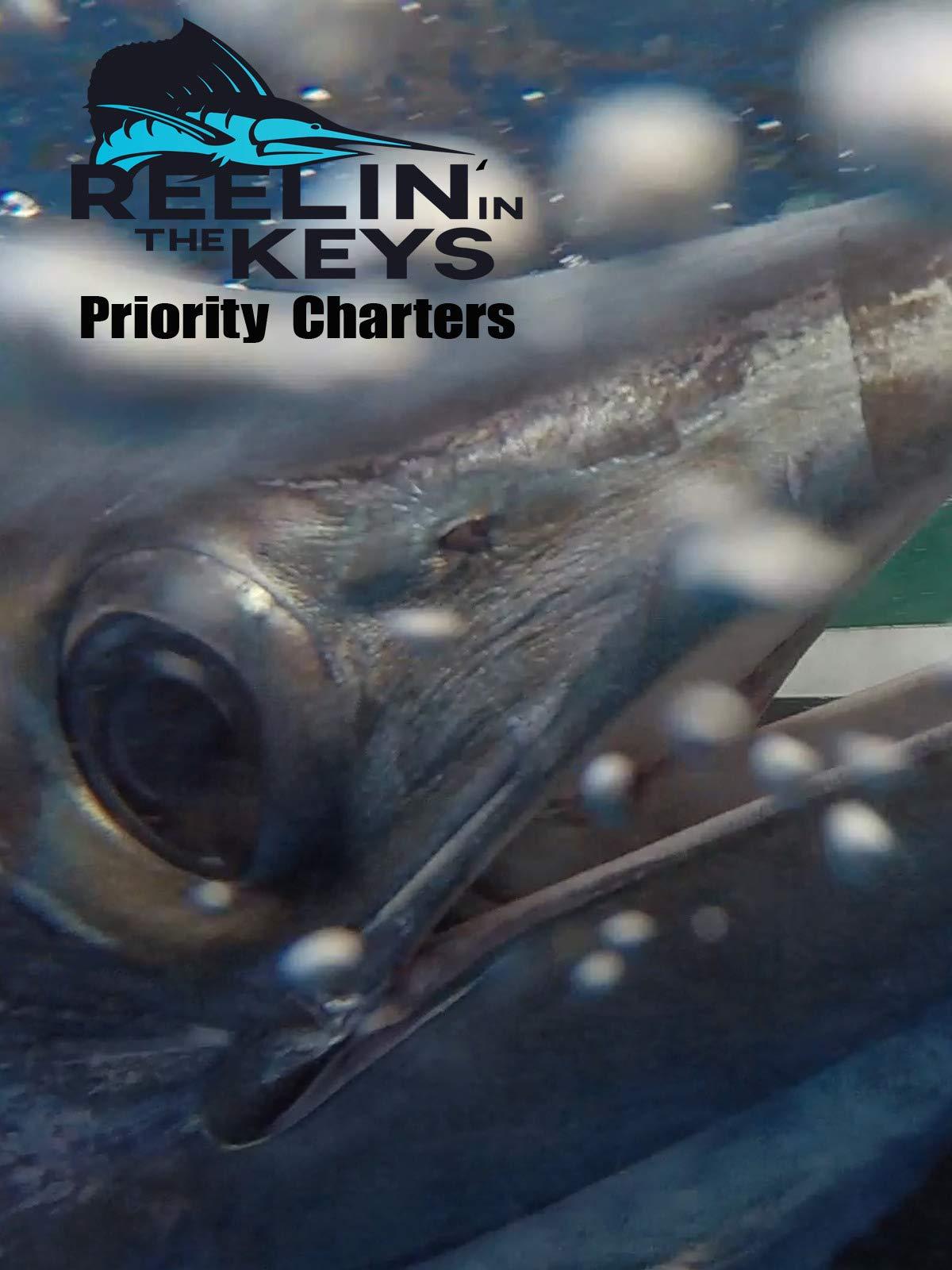 Reelin' In The Keys - Priority Charters