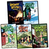 Enid Blyton Enid Blyton Secret Seven Books 11-15 5 Books Collection Pack Set RRP: £24.95