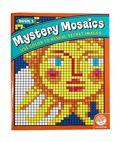 Mystery Mosaics: Book 1 Game - 1