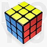 BenRan RubiksSpeed Cube,2X2/3X3 Smooth Cornering Puzzle Cube, Easily Twist with Superior Cornering, Eco-Friendly ABS Plastics (3x3) (Color: 3x3)