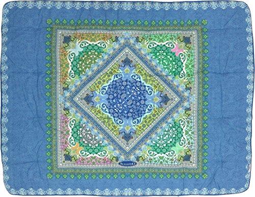 Scaldotto Caleffi KEY BLUETTE - Plaid (130x170 cm)