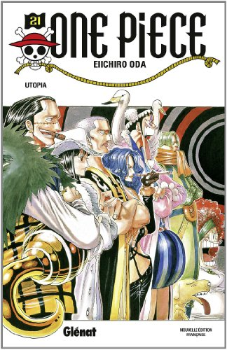 One piece - Edition originale Vol.21