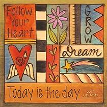 Hot Sale Follow Your Heart 2012 Wall (calendar)