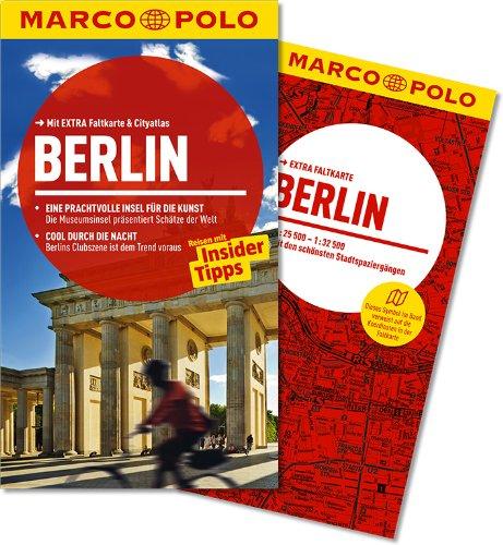 MARCO POLO Reiseführer Berlin: Reisen mit Insider-Tipps. Mit EXTRA Faltkarte & Cityatlas hier kaufen
