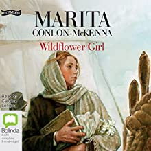 Wildflower Girl Audiobook by Marita Conlon-McKenna Narrated by Caroline Lennon