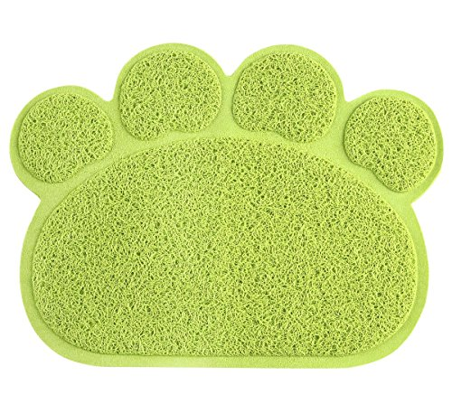 Dog Training Placemat: PetCee Pet PVC Placemat Dog Mats For Food Cat Litter Mat