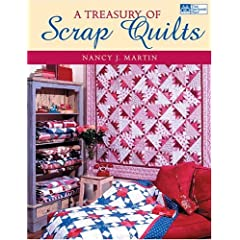 A Treasury of Scrap Quilts (That Patchwork Place)