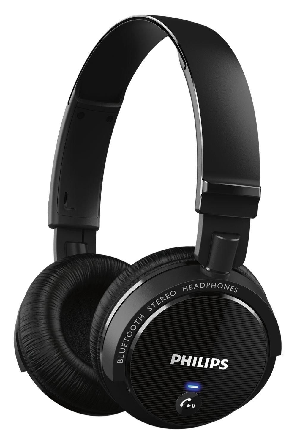 Philips Wireless Bluetooth Headphones цена
