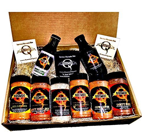 The Pit Master - Gift Basket is the best of the
