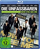 DVD Cover 'Die Unfassbaren - Now You See Me [Blu-ray]