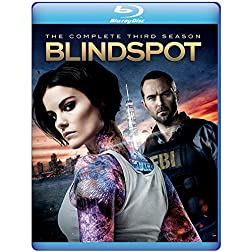 Blindspot: The Complete Third Season [Blu-ray]