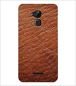 PrintDhaba Leather D-2071 Back Case Cover for COOLPAD NOTE 3 LITE (Multi-Coloured)