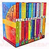 Roald Dahl 15 Book Box Set (Slipcase) Includes Matilda, Witches, The Twits, Fantastic Mr Fox, Charlie & the Chocolate Factory, Georges Marvellous Medicine, The BFG, Danny the Champion of the World....by Roald Dahl