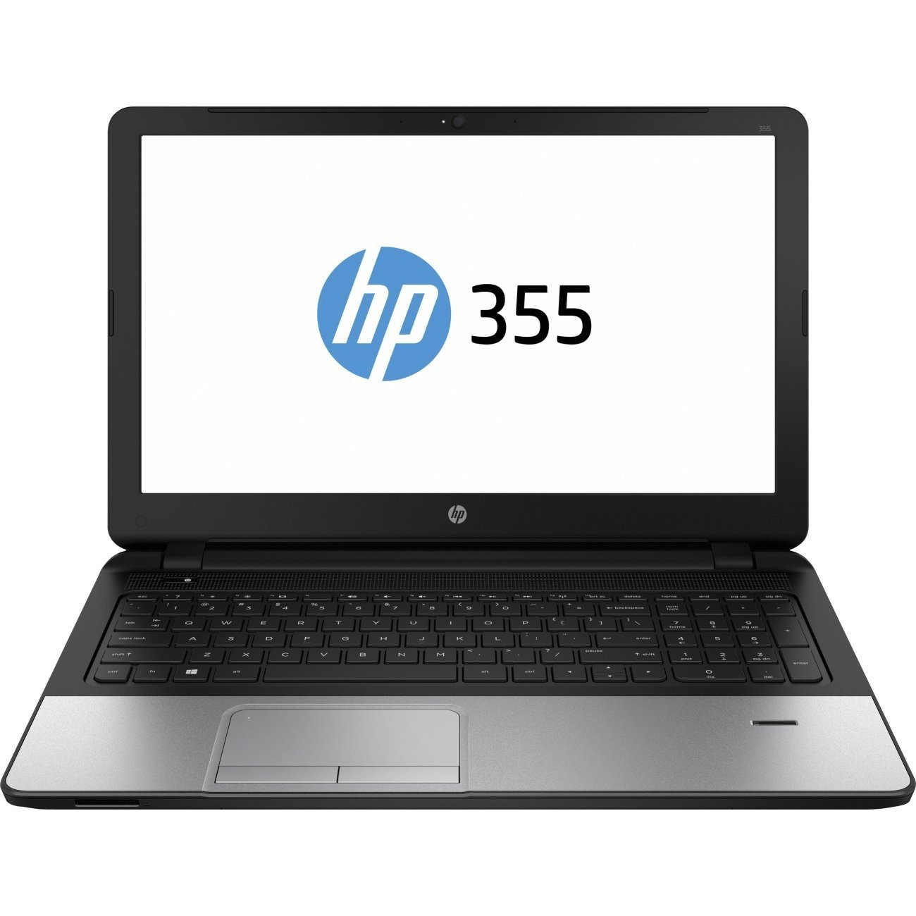 HP Laptop G2 AMD A8-6410 2.00GHz 500GB HDD 4GB RAM Radeon R5 15.6'' Windows 7 Professional 64 bits DVD Super Multi Bluetooth webcam WIFI