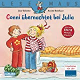 LESEMAUS, Band 115: Conni übernachtet bei Julia