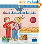 LESEMAUS, Band 115: Conni �bernachtet...