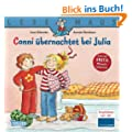 LESEMAUS, Band 115: Conni �bernachtet bei Julia