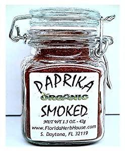 Smoked Hungarian Paprika 15 Oz 42g - Organic Eco Friendly Gifts - Eco-spices